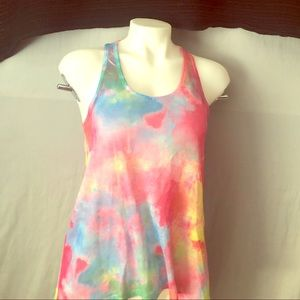 Cover ups tank top